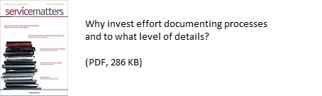 Why Invest Effort Documenting Processes and to what Level of Details.PDF